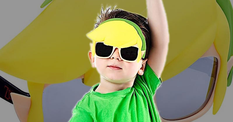 Gafas de sol infantiles de The Wind Waker