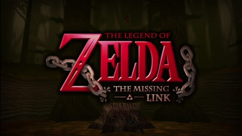Los abogados de Nintendo reclaman a The Missing Link por copyright