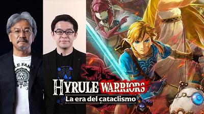 Hyrule Warriors La era del Cataclismo