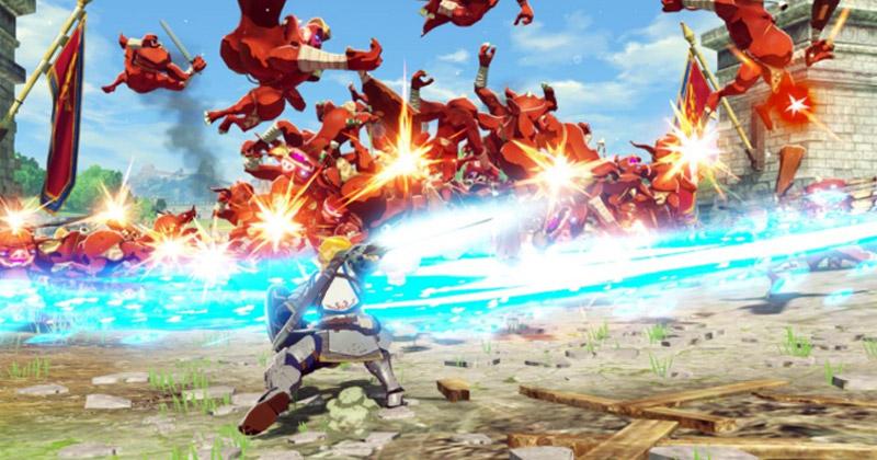 Hyrule Warriors La era del cataclismo está completado al 90%