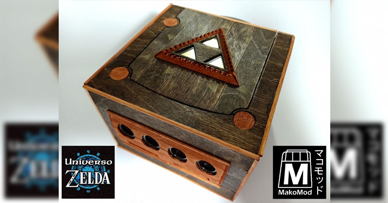 Sorteo: GameCube de The Legend of Zelda por Makomod