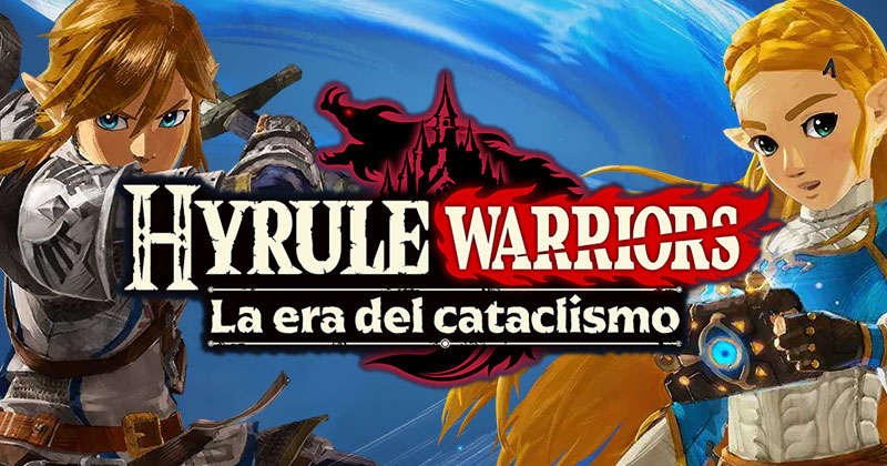 Hyrule Warriors: La era del cataclismo se actualiza a la versión 1.1.0