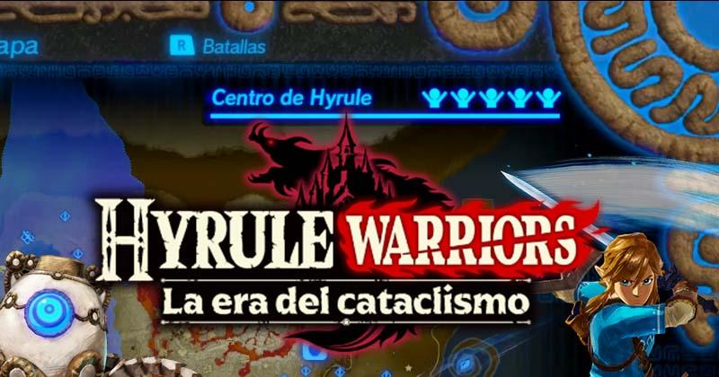 Completan al 100% Hyrule Warriors: La era del cataclismo y enseñan su recompensa