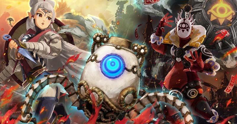 Los espíritus de Hyrule Warriors: La era del cataclismo llegan a Super Smash Bros. Ultimate