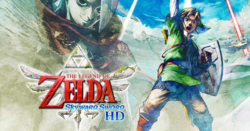 Skyward Sword HD se corona como líder en ventas de Amazon en España y Estados Unidos