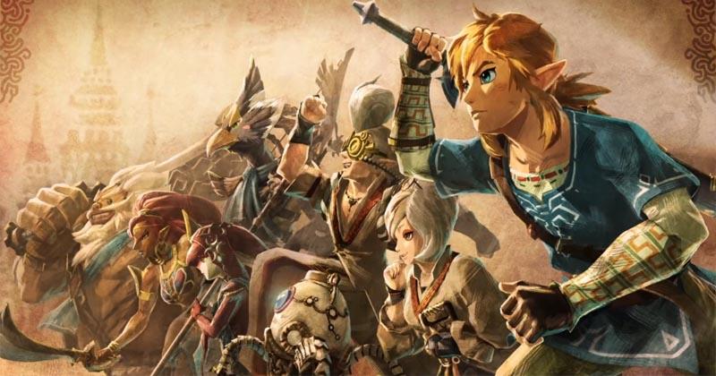 Los desarrolladores de Hyrule Warriors: La era del cataclismo hablan sobre el contenido descargable del título