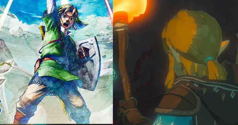 Skyward Sword HD y la secuela de Breath of the Wild son de los juegos más esperados por los nipones