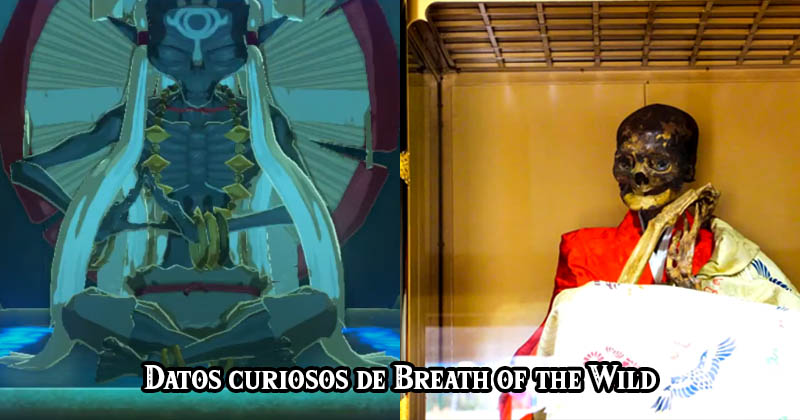 Descubre más de cien curiosidades de Breath of the Wild en este vídeo