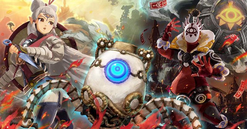 Espíritus de La era del cataclismo disponibles de manera definitiva en Super Smash Bros. Ultimate