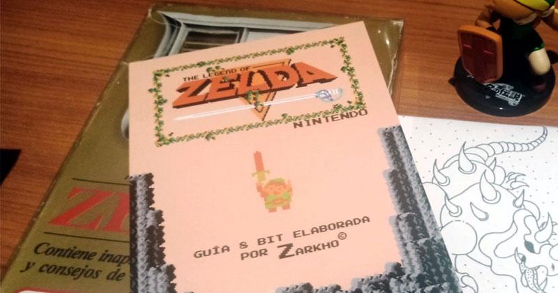 Guía Zelda 8 Bit de Zarkho