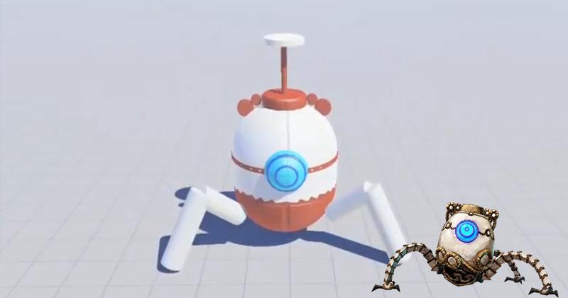 El pequeño guardián de La era del cataclismo también llega a Nintendo Labo VR