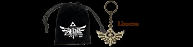Llavero Skyward Sword HD