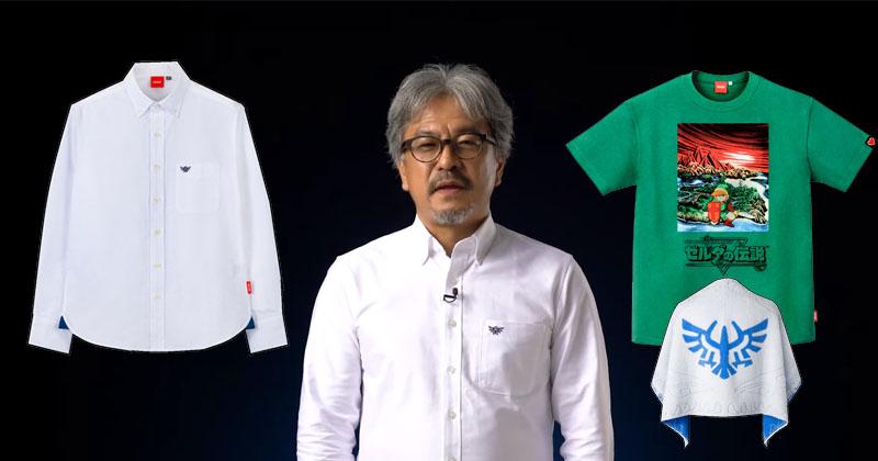 Nuevo merchandising de The Legend of Zelda en Nintendo Tokyo