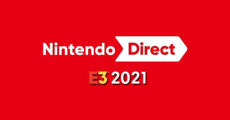 Sigue el Nintendo Direct con nosotros
