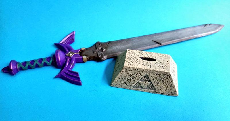 Espada Maestra de MakoMod