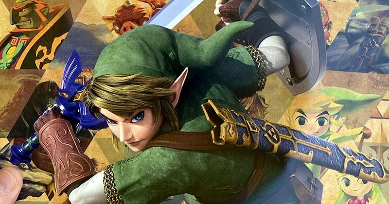 Poster promocional en GameStop