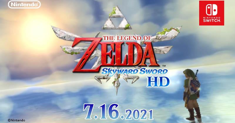 Mejoras en la calidad de vida de Skyward Sword HD