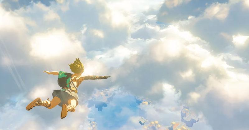 """Nintendo prefiere no decir el título completo de la secuela de Breath of the Wild porque """"podría dar pistas de la trama del juego"""""""