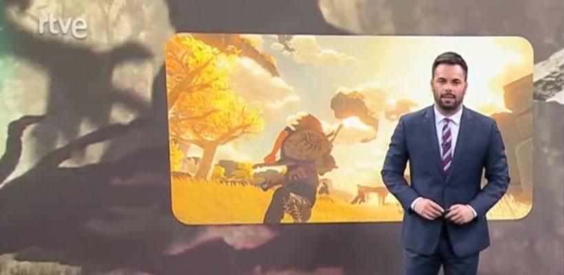 Radio Televisión Española publicita la secuela de Breath of the Wild y especifica su fecha de salida
