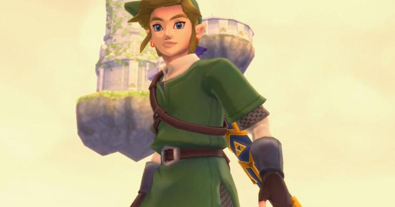 Ya a la venta Skyward Sword HD, el amiibo de Zelda y pelícaro y los Joy-Con de la Espada Maestra y el escudo hyliano