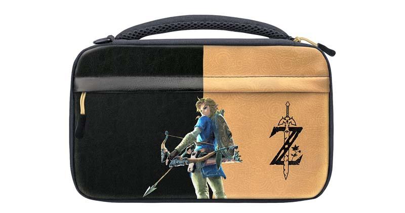 Funda para Nintendo Switch de Breath of the Wild: Link, el Héroe de Hyrule